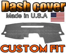 Fits 2007-2012 NISSAN  SENTRA  DASH COVER MAT  DASHBOARD PAD  /  CHARCOAL GREY