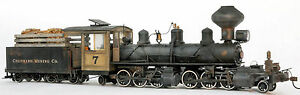 BANTA MODELWORKS BACHMANN On30 2-6-6-2 WOOD CAB CONVERSION Unpainted Kit BMT2140