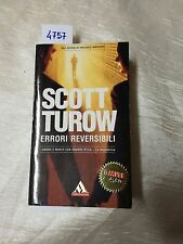 errori reversibili di scott turow ATT tascabile