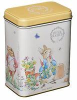 NEUF Anglais Thés Anglais petit déjeuner thé en Peter Rabbit collection étain