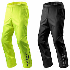 Rev'it! Acid H2O Waterproof Motorcycle Rain Over Pants Trousers | Rev it Revit