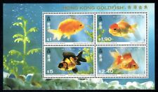 Hong Kong 1993 Goldfish S/S SGMS756, Fine U/M MNH