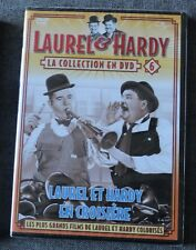 Laurel & Hardy en croisiere, la collection en DVD N° 6