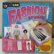 Art Lab Fashion Studio Lights Camera Fashion Light Up Tracing Desk
