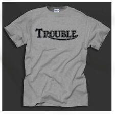 T-shirts gris Gildan pour homme