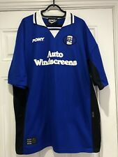 1996-97 Birmingham City Home Shirt - 2XL
