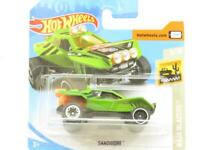 Hotwheels Sandivore Baja Blazers Green 41/250 Short Card 1 64 Scale Sealed New