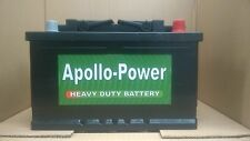 Nissan Navara 2.5, Diesel 05- LUCAS Car Battery -096 Apollo Power