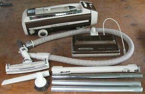 Electrolux 1401 unit w/ power nozzle