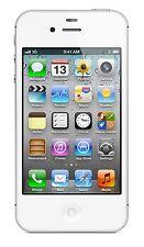 Apple iPhone 4S 8GB Factory Unlocked GSM iOS 8MP Camera Smartphone - White