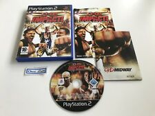 TNA Impact - Sony PlayStation PS2 - PAL FR - Avec Notice