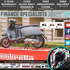 Lambretta V50 Special Retro 50cc Scooter Finance & Delivery