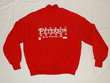Vintage Quilted Jacket WestArk Ford Motors Scott Peterson South Dakota L Usa