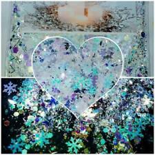 LE Glitter Mix~ANGELIC CHRISTMAS* Comes W Alloy~ Acrylic Nail~Nail Art