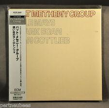 PAT METHENY GROUP Pat Metheny Group JAPAN '05 OBI Orig Ltd Mini LP CD UCCE-9042