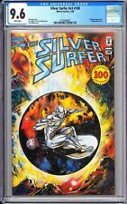 Silver Surfer #v3 #100 CGC 9.6 White Pages 3725588007 Mephisto Appearance