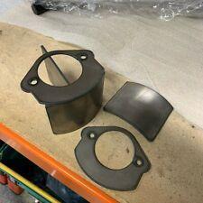 BMW E46 Rear Strut Reinforcement Plates (Weld In)