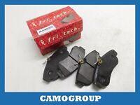 Tabletas Pastillas de Freno Delantero Front Brake Pad Almera Primera 1250