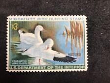 us duck stamps Scott RW37 Unused No Gum