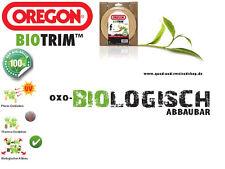 OREGON Nylonfaden Trimmerfaden BIOTRIM für Motorsense, Freischneider