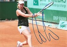 Coco Vandeweghe Tennis 5x7 Photo Signed Auto