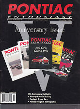 "PONTIAC Enthusiast March/April 1998--1999 Grand Am SE + infamous 68 GTO ""ad""."