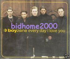 Boyzone - Every Day I Love You CD Single (Made In The EU) 1999