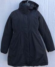 North Face Women's Trench Rain Coat Black Size M