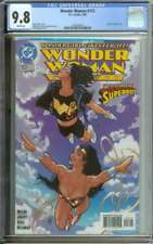 WONDER WOMAN #153 CGC 9.8 WHITE PAGES