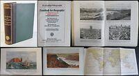 Oehlmann - Seydlitzsche Geographie - Handbuch der Geographie 1914 - xz