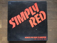 """SIMPLY RED - money´s too tight to mention - MAXI 12"""""""