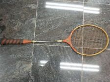 Antique Champion Wood Frame Badminton Racket