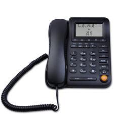 KerLiTar P017 Home Office Corded Phone with Caller Id/Headset Jack/Speakerphone