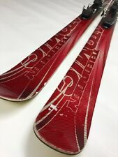 Atomic 163 Cm Skis w/ G3 Onyx Touring Bindings Dynafit Boot Compatible AT G1044