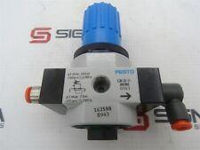 Festo LR-D-7-MINI Pressure Regulator 162598