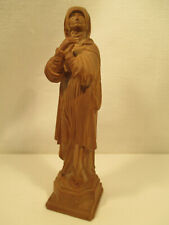Holz Schnitzerei Figur : Madonna