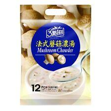 Taiwan 3:15pm Mushroom CHOWDER SOUP