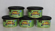 California Car Scents Duftdosen 5 Stück + 5 Deckel Malibu Melon > Melone