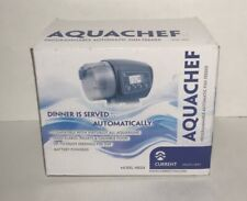 Aquachef Programmable Automatic Aquarium Fish Feeder Model #8024