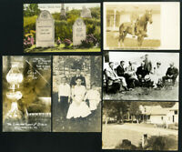 US President Calvin Coolidge Photo Postal Card Collection