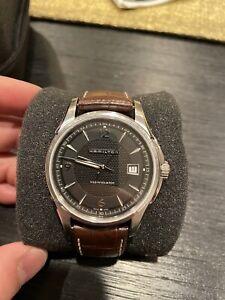HAMILTON Jazzmaster Viewmatic H325150 black Dial Automatic Men's Watch