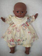 ♪  Bébé noir Corolle nouveau né Caraïbes collection de 1994 ♪