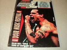 ROCK'N'ROLL POPULAR 01 (1/95) HENRY ROLLINS ALICE COOPER BJ SCOTT BIOHAZARD DEUS