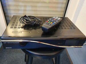 Dreambox 7020 HD Sat und Kabeltuner Fernbedienung, 640GB HD