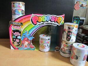 Poopsie Slime Surprise Make Unicorn Poop,Find The Gold Slime! Drop 2 Rainbow NEW