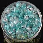 New 20pcs 10mm Round Crystal Glass Loose Spacer Beads Bulk Charms Lt Lake Blue