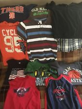 Lot of 11 Summer Tshirts/ Short-Sleeve Shirts Size 5/5T