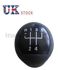 1x Black Renault Gear Shift Knob fit CLIO KANGOO Megane Espace Laguna Scenic New