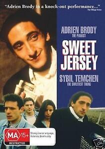 Sweet Jersey DVD AKA : Nothing to Lose / TEN BENNY 1995 Adrien Brody Rare Movie