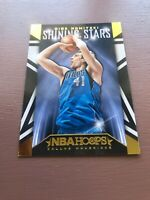 2014-15 Panini - Hoops Basketball: Dirk Nowitzki Shining Stars - Dallas Maverick